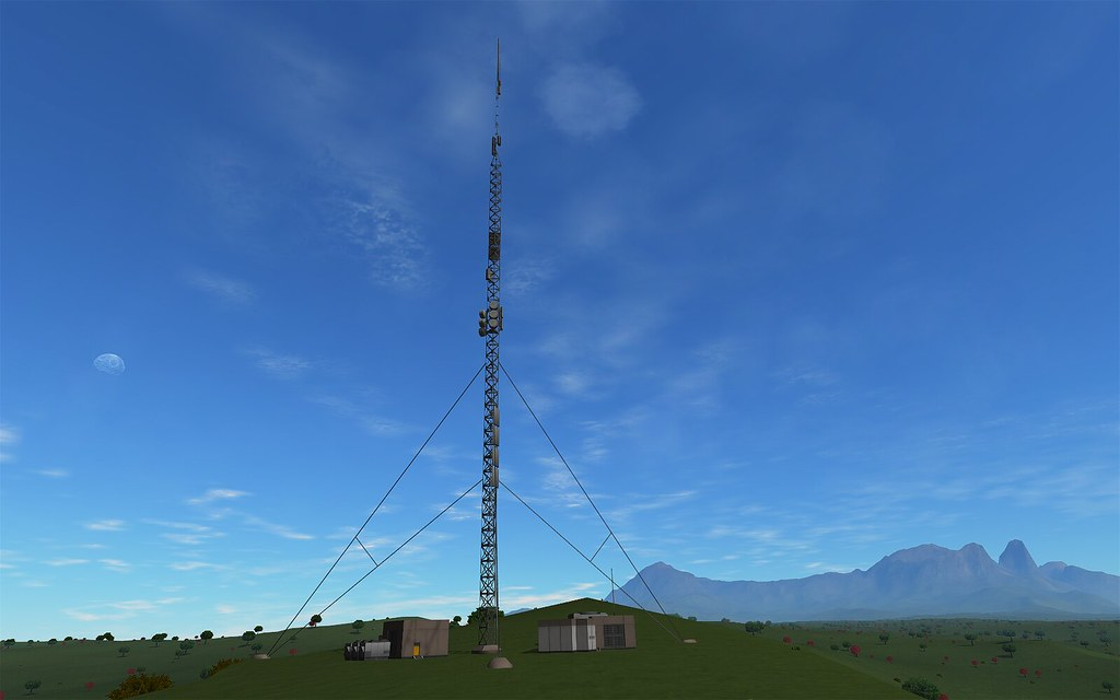 Umbarg Radio Tower