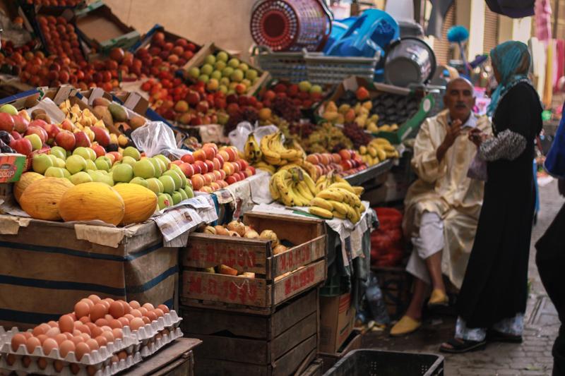 Fez Marruecos