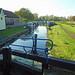Sandford Lock near Chelmsford, Essex