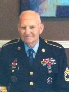 Jerry Kochel in uniform