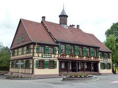 Das Rathaus von Dalhunden - Photo of Soufflenheim