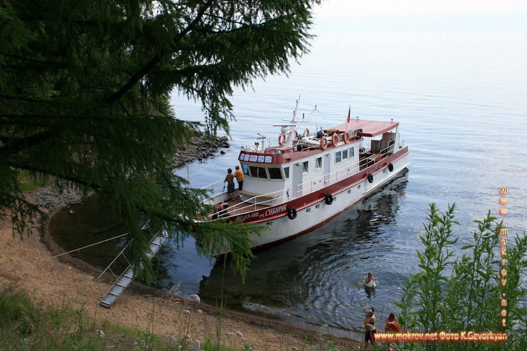 Деревня Шумиха Озеро Байкал пейзажи