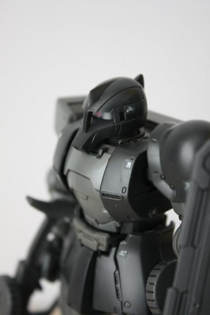[HGGTO] MS-05 ZAKU I[KYCILIA'S FORCES]
