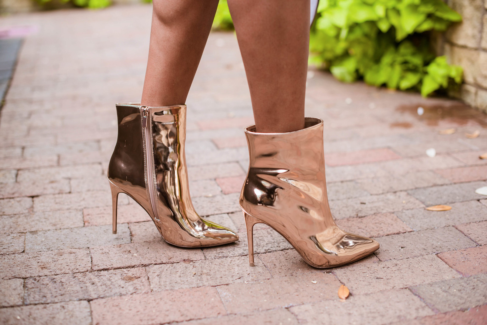 how to style booties