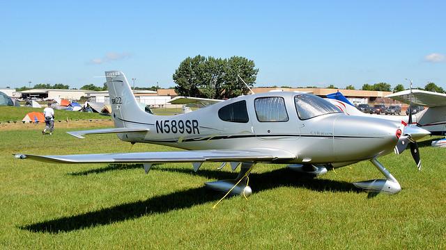 N589SR