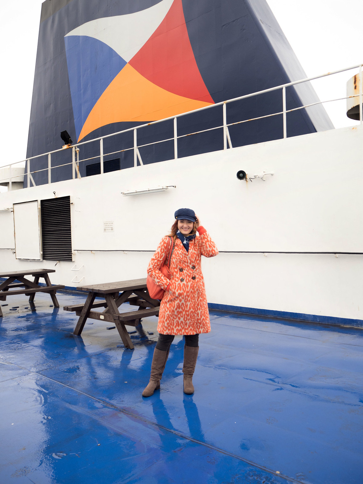 Dover to Calais ferry trip, P&O Ferries | Not Dressed As Lamb, over 40 fashion & lifestyle