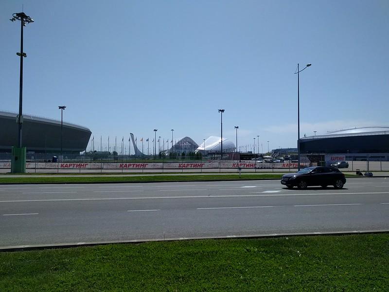 Olympic park, Sochi