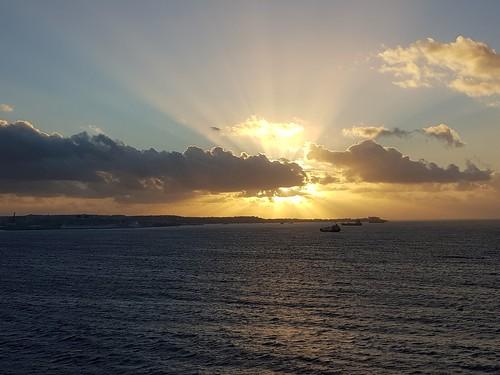 barbados westindies sunrise