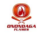Onondaga Flames logo