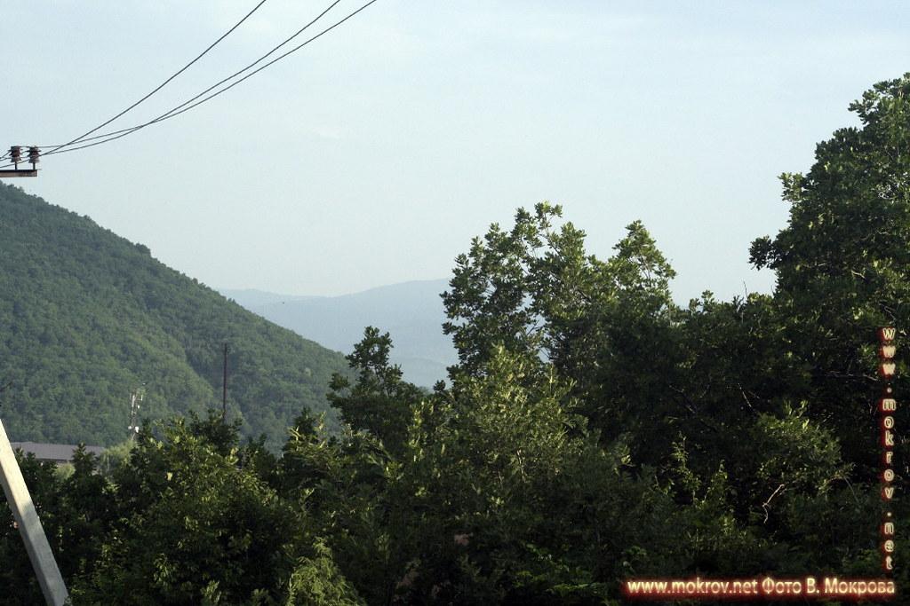 Город Архипо-Осиповка фоторепортажи