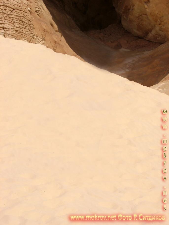 Синайская пустыня пейзажи