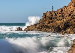 cliff fishing 2