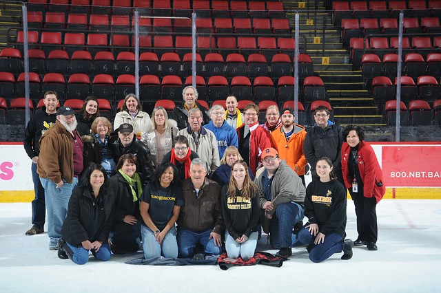 SUNY Broome Alumni @ Binghamton Devils Hockey - 11/11/17