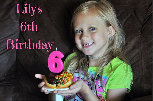 Lily's 6th Birthday