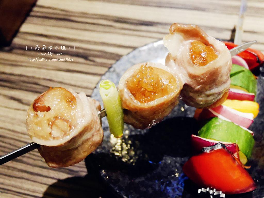 台北東區國父紀念館站不限時餐廳談天自助燒烤串燒 (2)