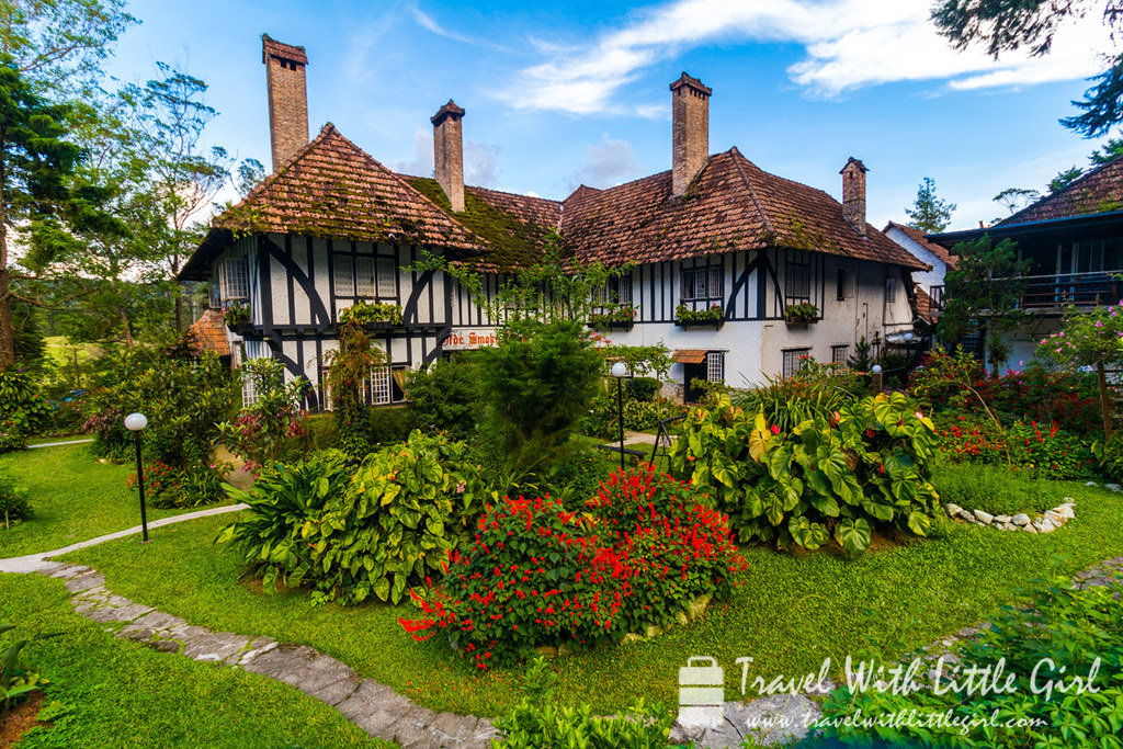 Jim Thompson Cottage at Cameron Highlands