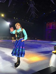 Anna - Disney On Ice: Follow Your Heart