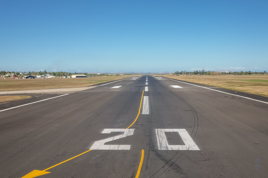 Runway cleared for take-off