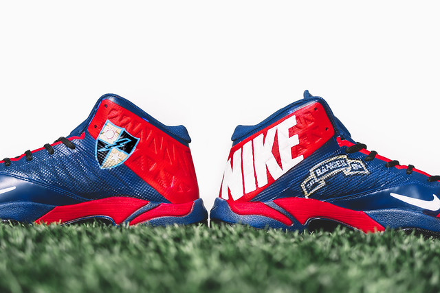 CALL OF DUTY CLEATS NIKE HIGH-9