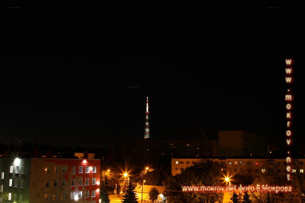Город Калуга фотографии сделанные как днем, так и вечером