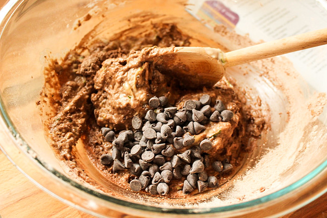 Greta Podleski's Yum & Yummer Chocolate Zucchini Muffins