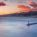 Panoramic Sunset by Rémi FERRIERI