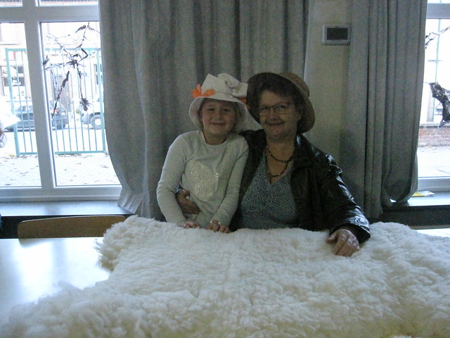 17 november - Grootoudersfeest (3de leerjaar)