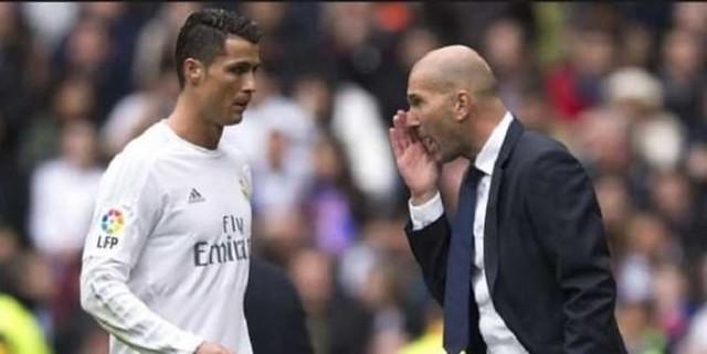 Zinedine Zidane Marah Kepada Para Pemain Real Madrid