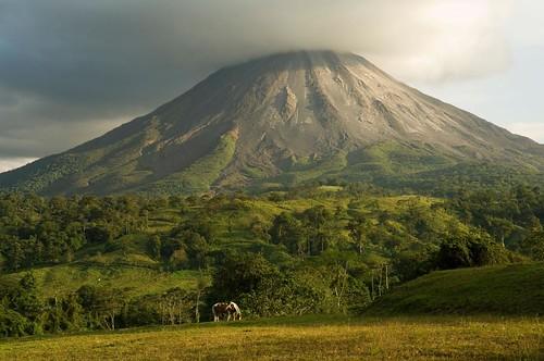 火山,国家的标志