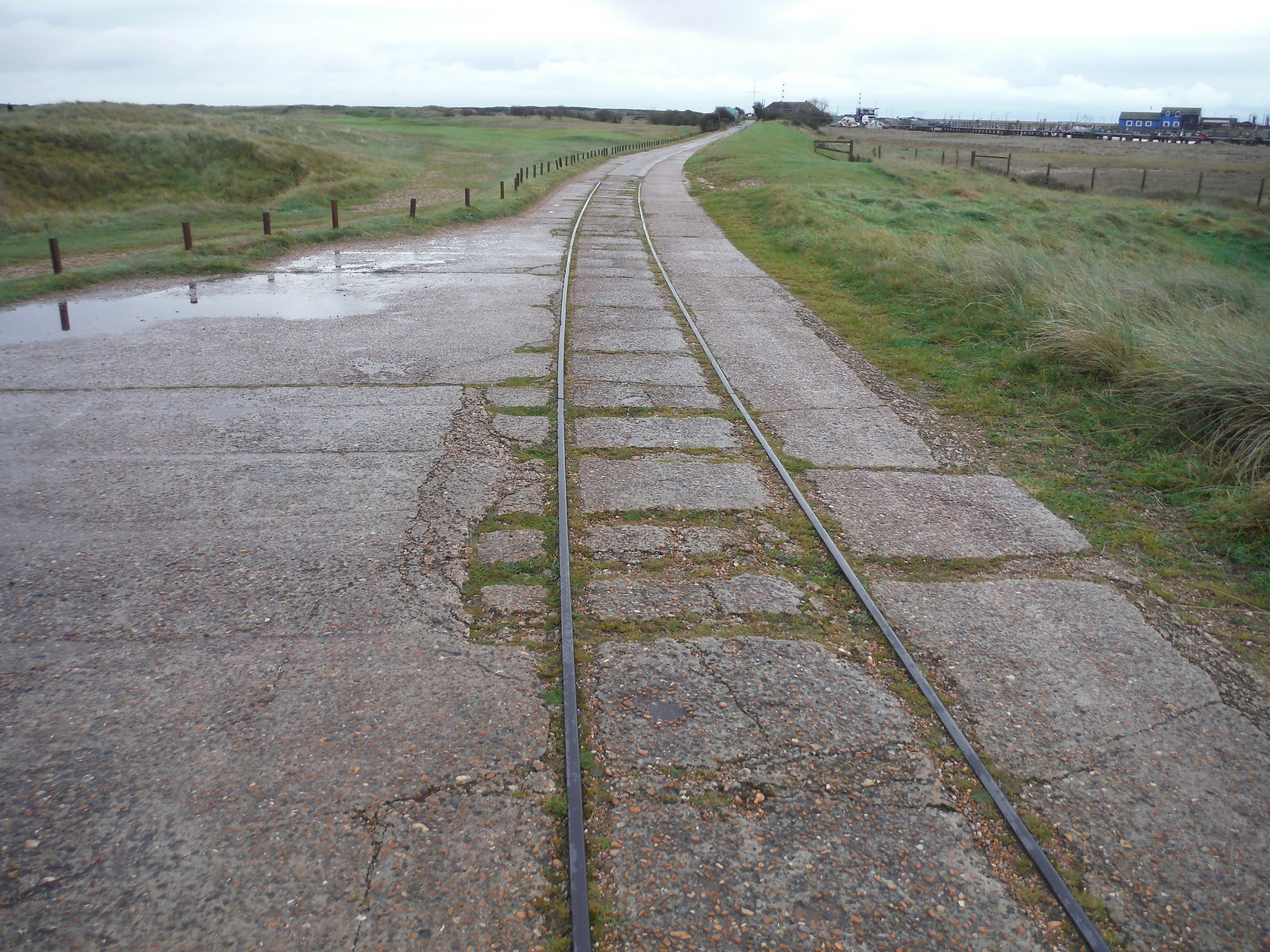 Rye and Camber Tramway SWC 154 - Rye to Dungeness and Lydd-on-Sea or Lydd or Circular