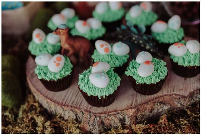 dinosaur theme party sweets (3)