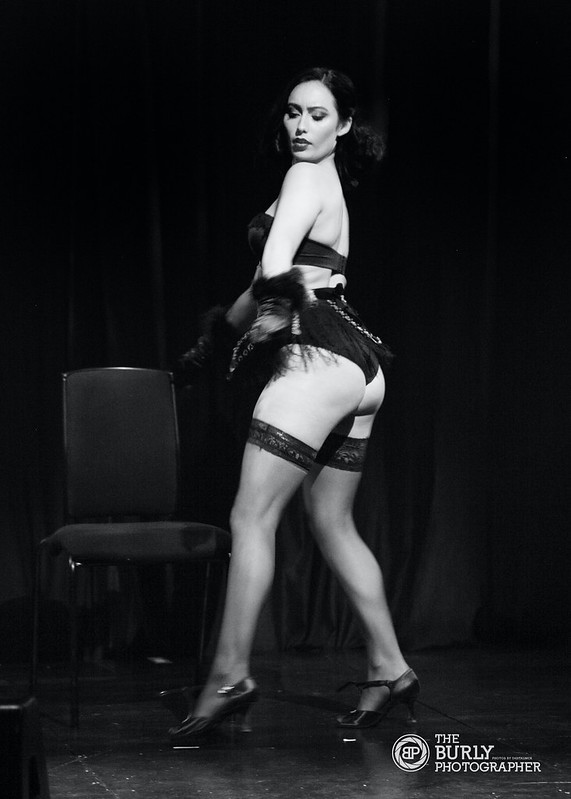 Burlesque Idol Oct 17