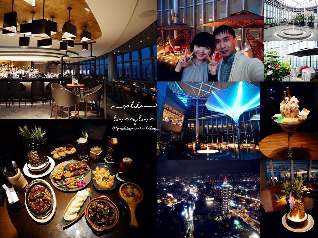 板橋49樓景觀餐廳Asia 49亞洲料理及酒廊