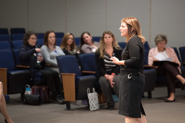 Laboratory hosts Administrative Professional Summit