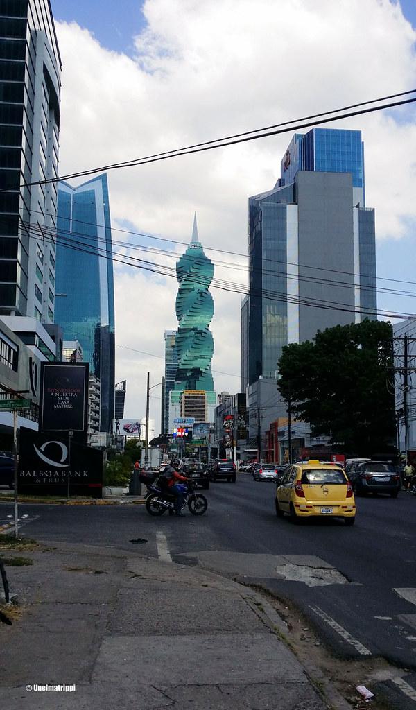 Pilvenpiirtäjiä, Panama City
