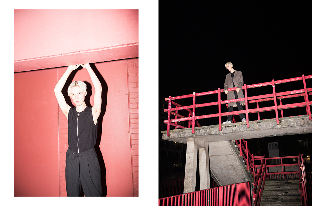 Mikko Puttonen featured designers: L'Homme Rouge