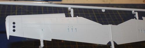 North American P-51D Mustang, Airfix 1/48 38257897252_1de91261b8