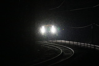 今日のトランスイート四季島 - ストーブ列車 初体験