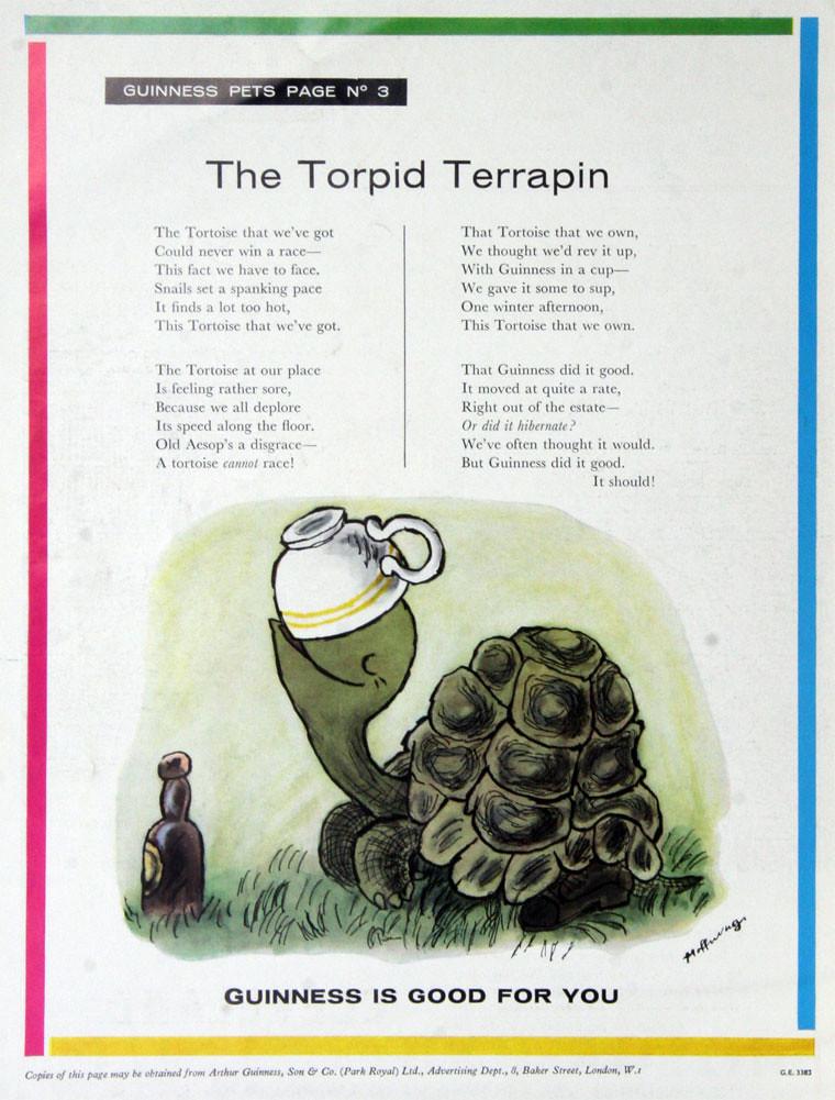 Guinness-1961-torpid-terrapin