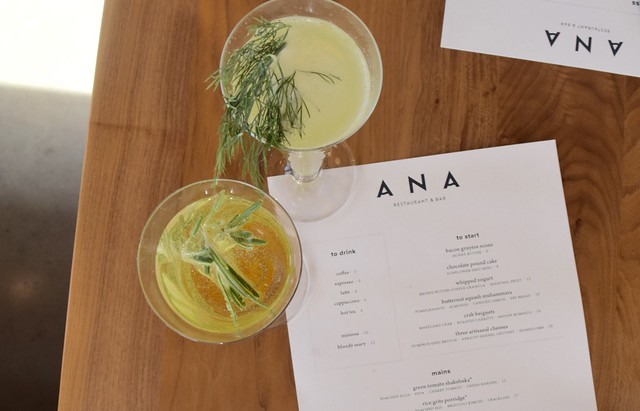 Ana Brunch at District Winery