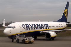 EI-ENH Ryanair B737-800/WL London Stansted Airport