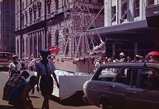 1970 Australia Day Parade