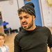The Arabian Nights rehearsals - December 2017