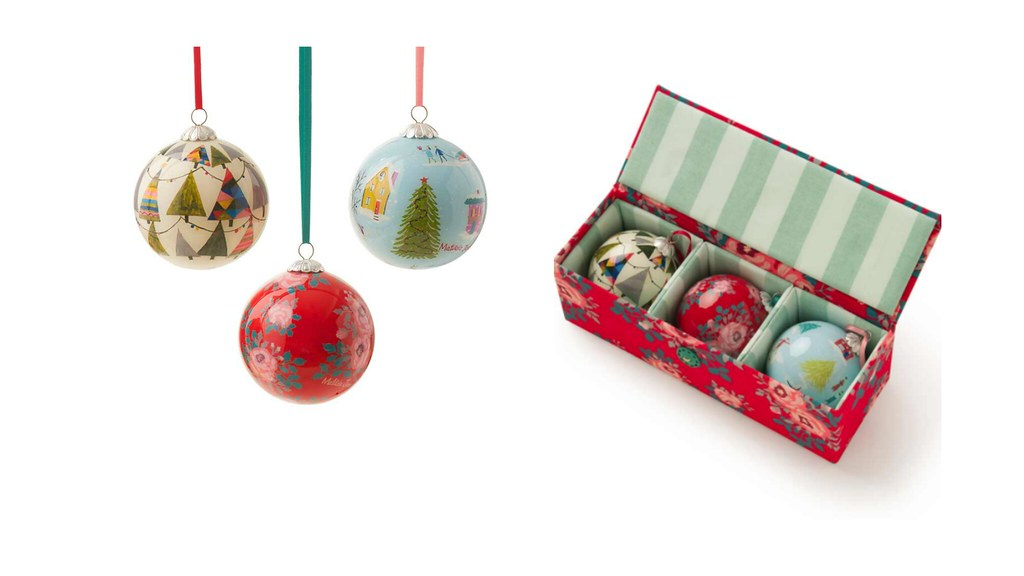 Matilda Jane Ornaments