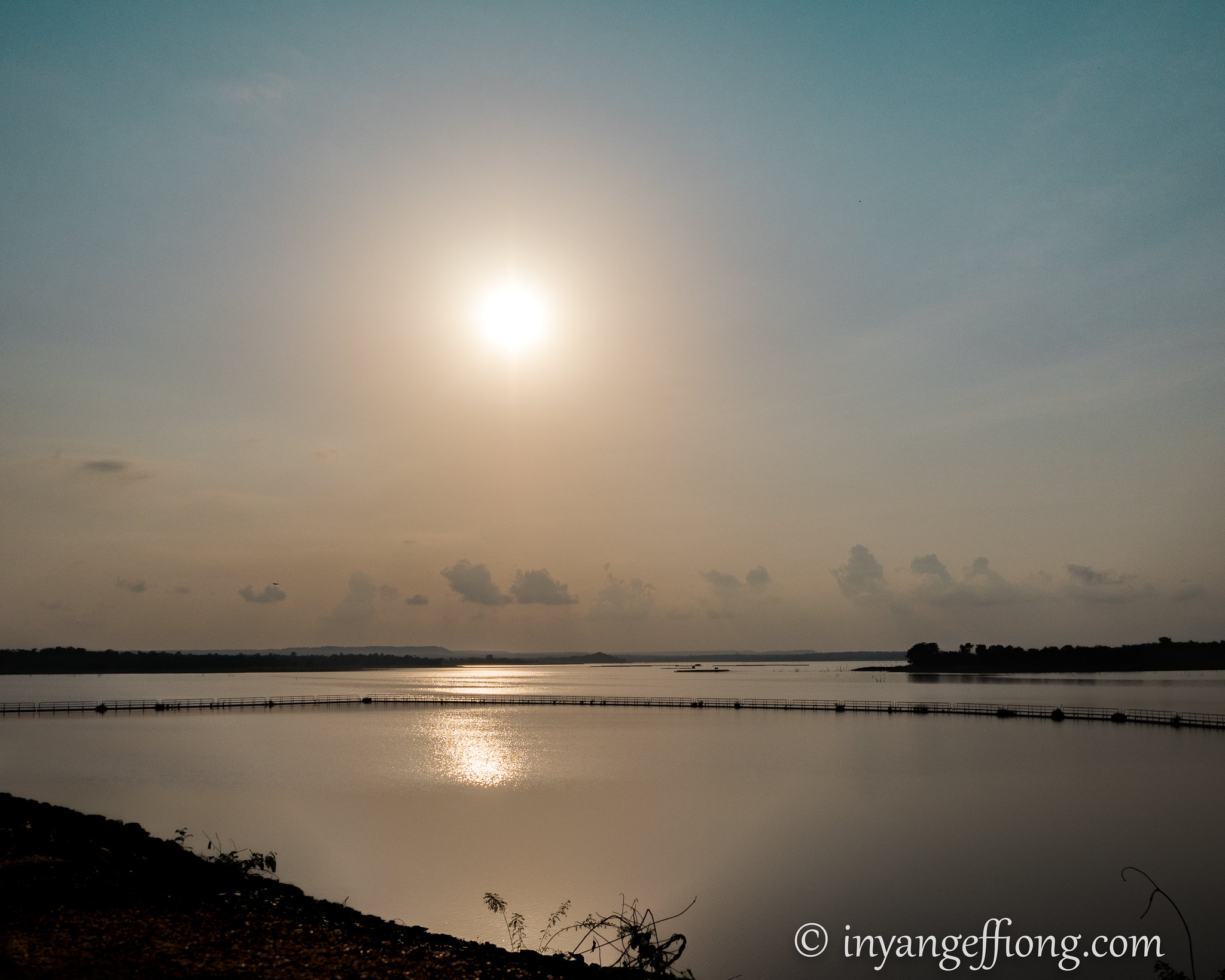 Oyan River Dam Ogun