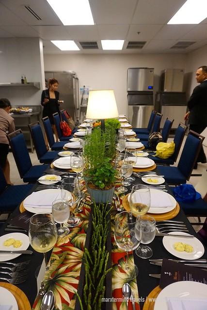 Chef's Table at Seda Vertis North