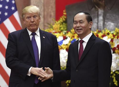 Vietnam Asia Trump