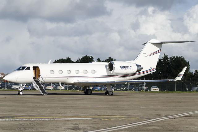 N850LG Gulfstream 4SP