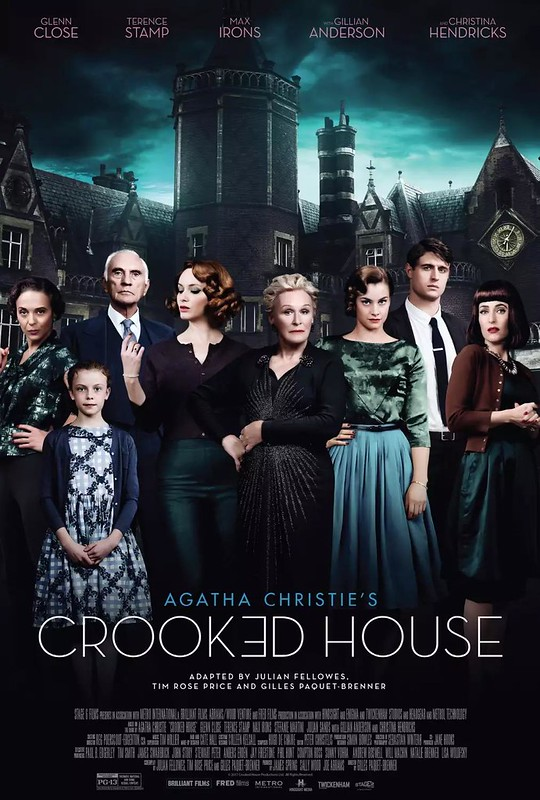 Crooked House - Poster 2