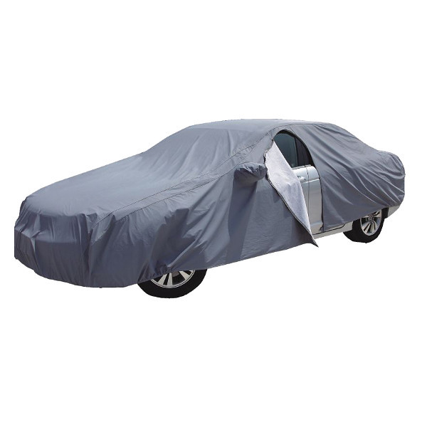 Copertura auto TG L TELO COPRIAUTO AUTO FELPATO ALFA ROMEO 156 4P 97  07 IMPERMEABILE TELONE Ricambi e accessori per auto e moto
